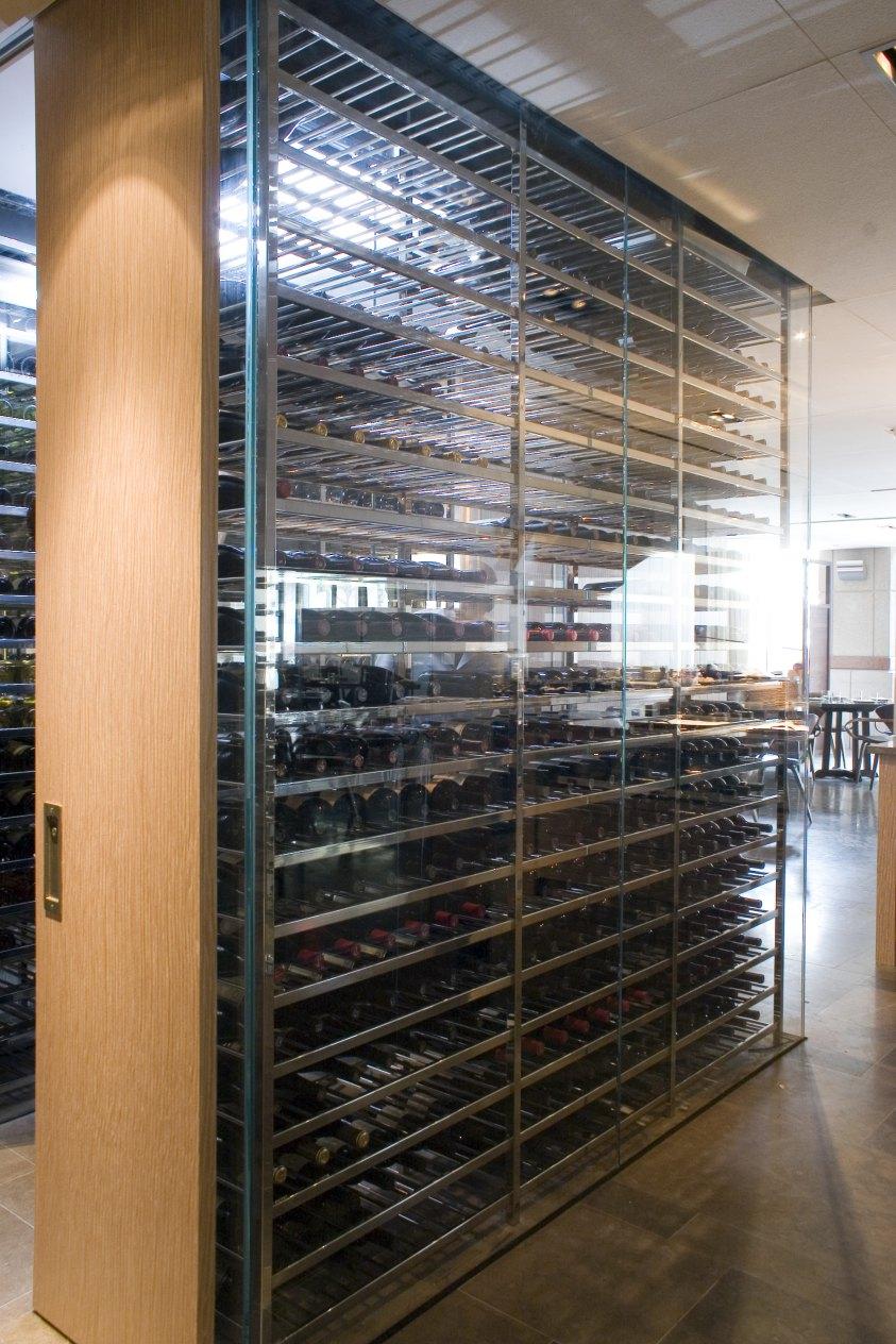 Client: Beletz Brothers Glass Design: Tony Chi + Associates Location: Park  Hyatt Hotel U2013 Washington, DC