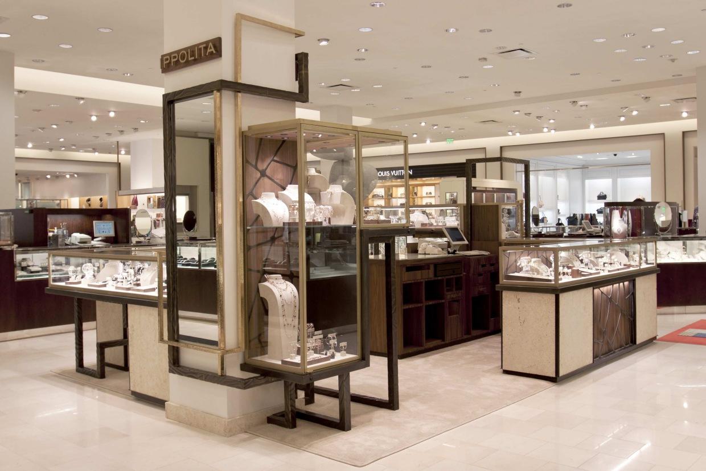 custom display furniture retail. Case Study #48918: Ippolita Shops Client: Design: Jeffrey Hutchison + Associates Locations: Across The U.S. Custom Display Furniture Retail