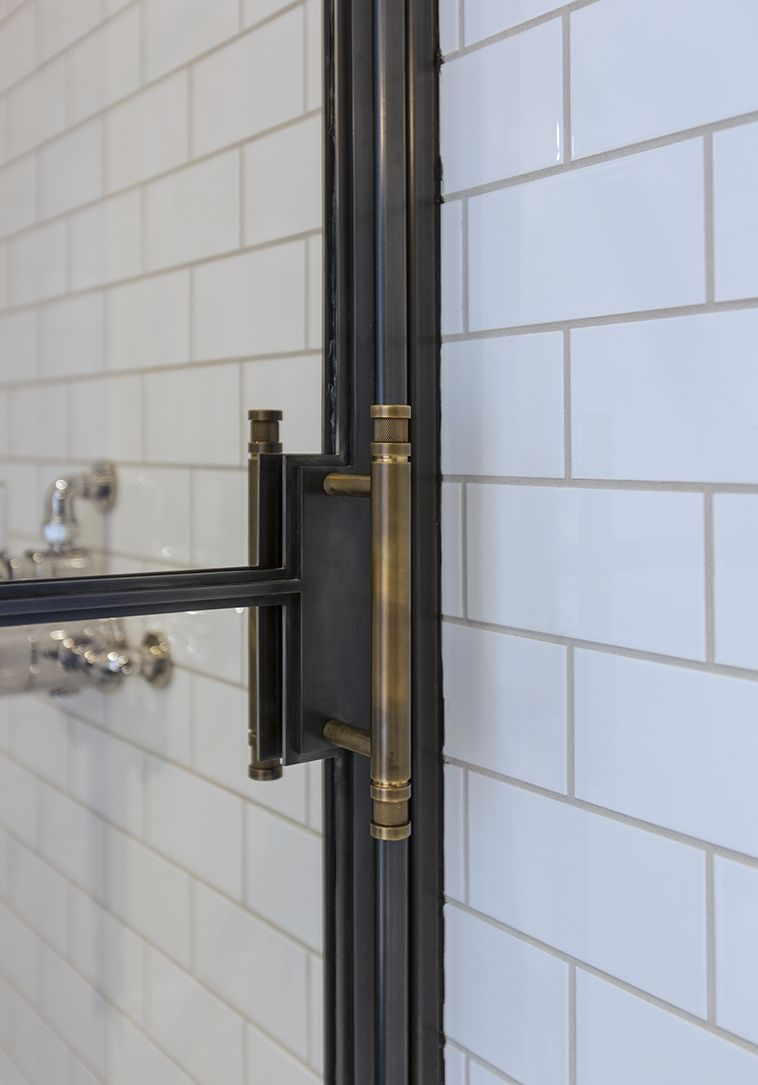 The Frankford Shower Door - Amuneal: Magnetic Shielding & Custom ...