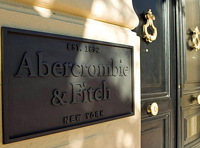 Abercrombie and Fitch Madrid Flagship-Mardrid_Entry