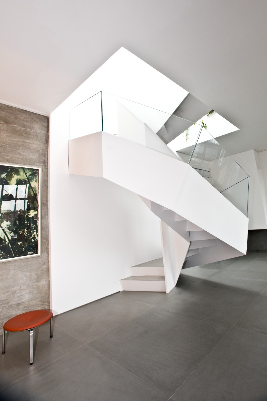 Geometric Spiral Staircase   Amuneal: Magnetic Shielding ...