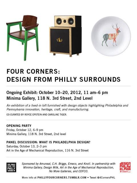 Four Corners Exhibit at Minima Gallery