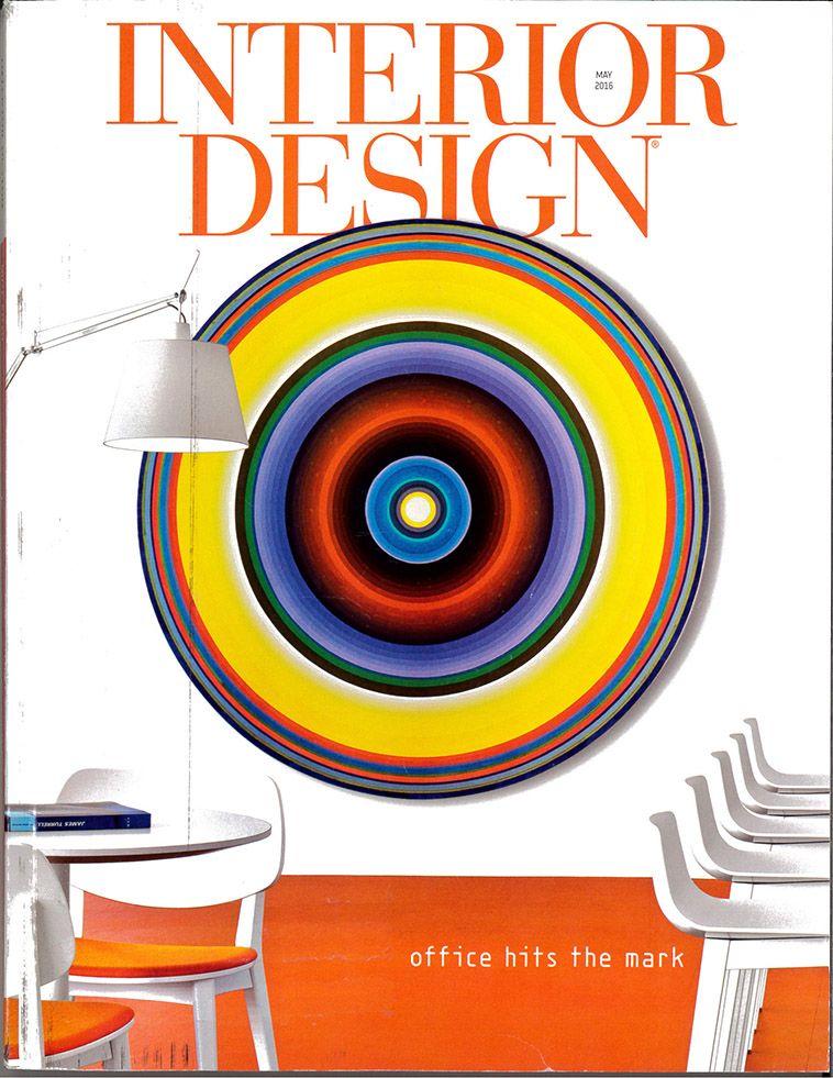 Interior Design Magazine Feature May 2016