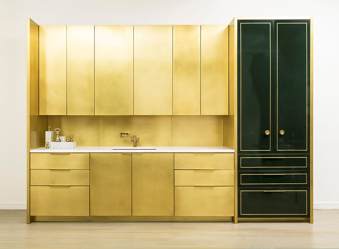 The Brass Kitchen Amuneal Magnetic Shielding Custom