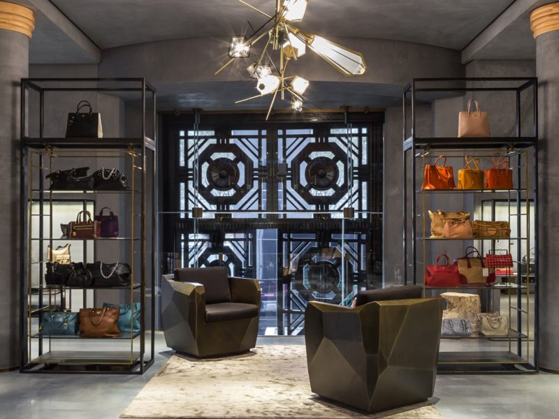Eventi Hotel Collector S Shelving System Amuneal